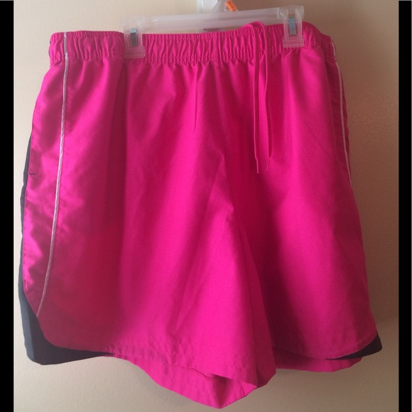 696b2a2fa95 bcg Pants - Women s Hot Pink Athletic Shorts By bcg Size XXL